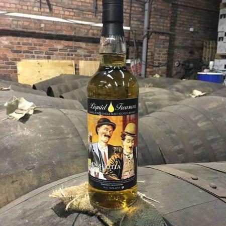 Liquid Treasures Glen Scotia 23 Year
