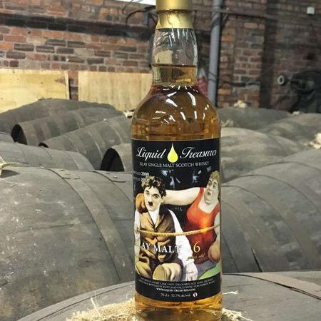 Liquid Treasures Islay 6 Year