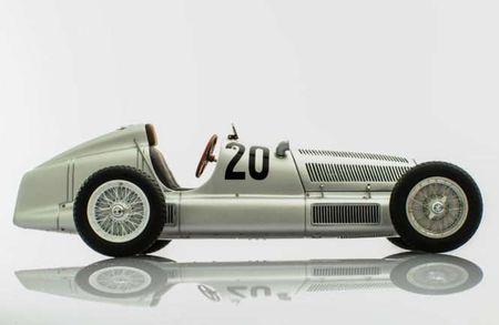 Mercedes-Benz W25 Brauchitsch #20 1934