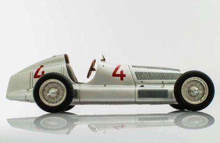 Mercedes-Benz W25 Fagioli #4 1935