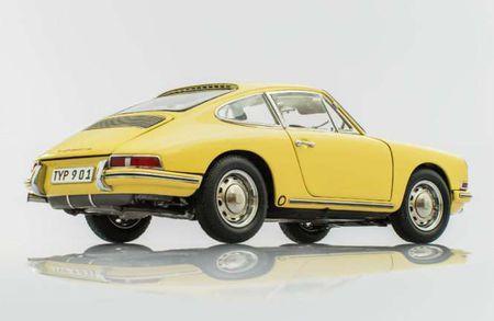 Porsche 901 1964 Champagne Yellow
