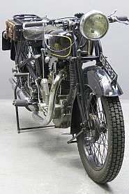 Sunbeam 1930 Model 9 500cc 1 cyl ohv 2611