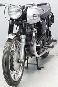 Norton 1963 Dominator 500 cc 2 cyl ohv 2607