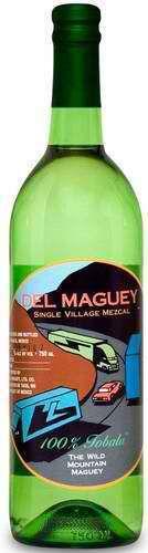 Del Maguey Tobala Mezcal