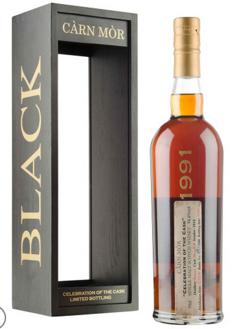 Celebration of the Cask by Morrison & Mackay, Bowmore 1991
