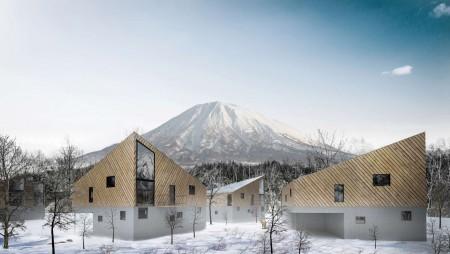 Foxwood Niseko Higashiyama Homes
