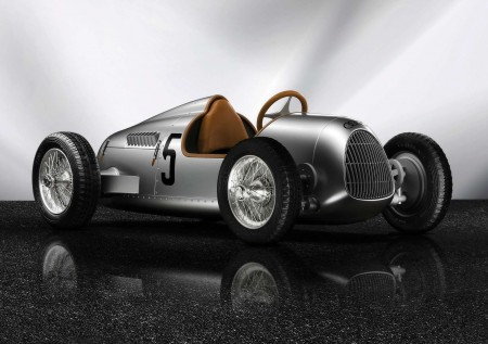 Auto Union Type C 1/2 Scale Pedal Car