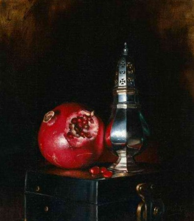 Sugar Sifter and Pomegranate - Matt Curtis
