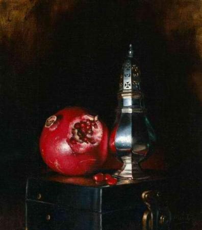Sugar Sifter and Pomegranate - Matt Curtis
