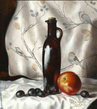 Oil and Apple 2016 - Matt Curtis Olives
