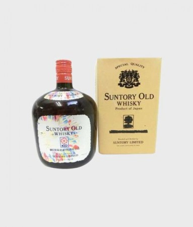 Suntory Old Whisky Asahi Newspaper's 100th Anniversary