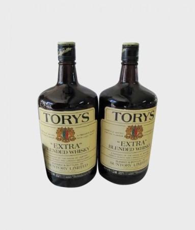 """Suntory Whisky Torys """"Extra"""""""