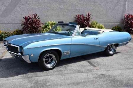 1968 BUICK SKYLARK 350CI V8 AUTO PS PB FACTORY AIR