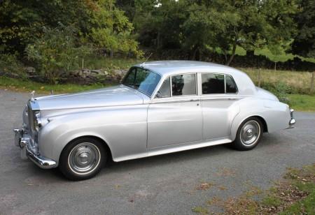 1958 LHD Rolls-Royce Silver Cloud I Saloon