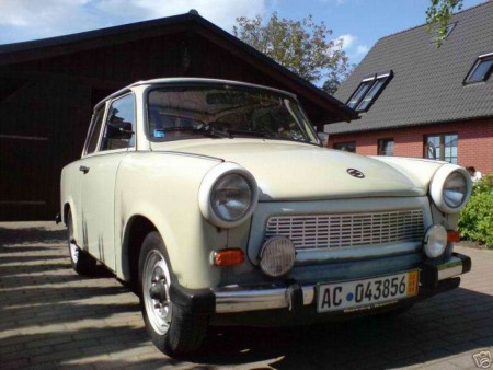1988 Trabant 601