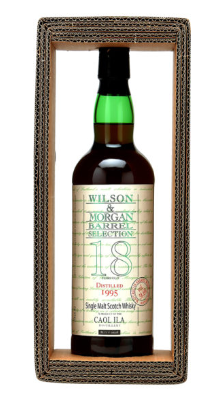 Caol Ila 18 Year (Wilson & Morgan, 1995)