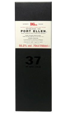 Port Ellen 37 Year Old (1978, 16th Release)