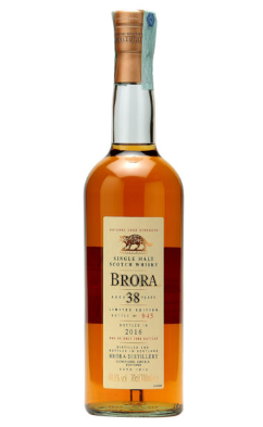Brora 38 Year 1977 (Special Release 2016)