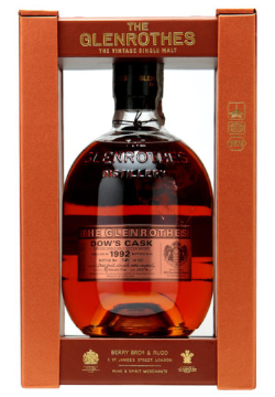 Glenrothes 1992 – DOW's Cask (Bottled 2016)