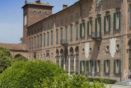 CASTLE IN MILAN (ITALY)