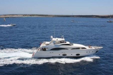 2008 Ferretti  -30m M/Y BAOBAB - Seriously for Sale