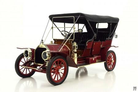 1910 stevens duryea model x touring