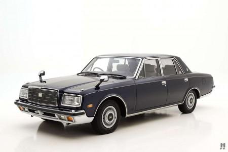 1991 toyota century sedan