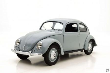 1949 volkswagen beetle sedan