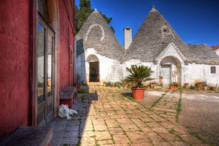 XJ784 Alberobello Estate
