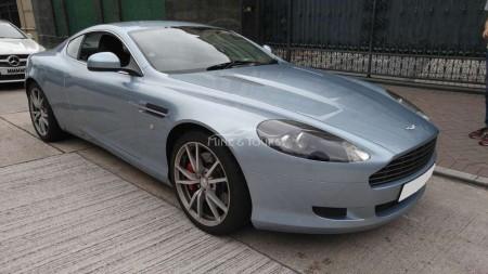 2010 Aston Martin DB9 (Code 2091)