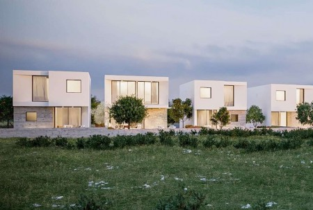 EU Citizenship - Townhouse for sale in Cyprus