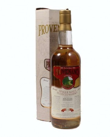 Macallan 1988/11 years Provenance
