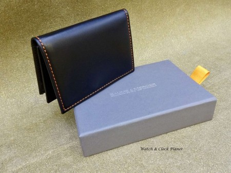 Baume & Mercier credit card wallet