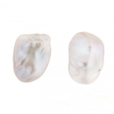 Valentin Magro Fresh Water Baroque Pearl Earrings