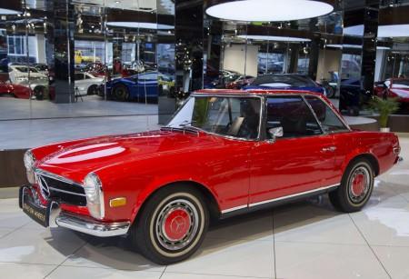 1969 MERCEDES BENZ - SL 280 PAGODA