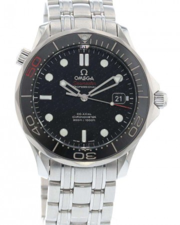OMEGA SEAMASTER 300M 212.30.41.20.01.005 LIMITED EDITION OF 11007 PIECES 212.30.
