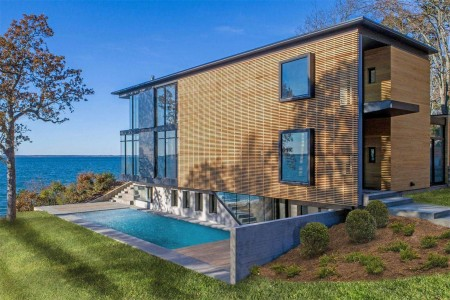 NEW CONSTRUCTION - SOUTHAMPTON MODERN WATERFRONT