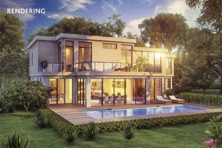 MODERN WATERFRONT - NEW CONSTRUCTION