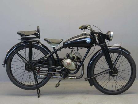 NSU 1952 Quick 98cc 1 cyl ts