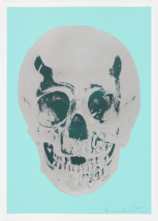 Damien Hirst Til Death do us Part Heavenly Peppermint