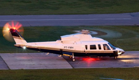 1990 Sikorsky S-76A++
