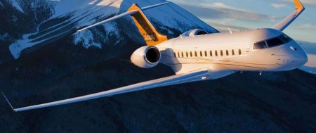 Global 5000 - for charter
