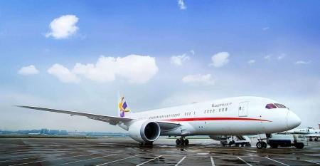 Boeing 787 Dreamliner - for charter