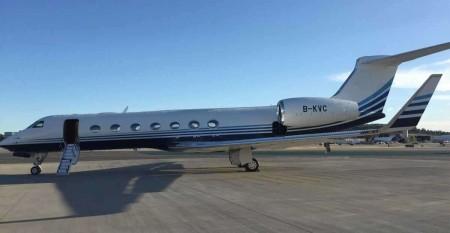 Gulfstream G550 - for charter