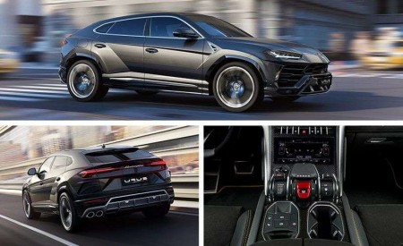 2018 Lamborghini Urus (BRAND NEW RHD UNIT)