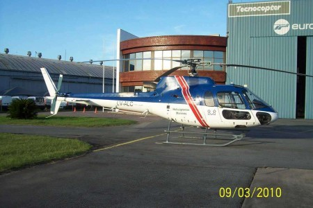 ECUREUIL AS 350 B3 - SN 3304