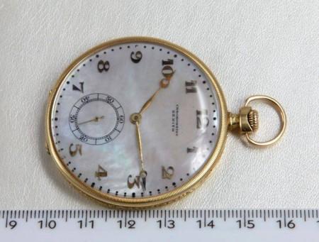 Zenith - Taschino '900 oro 18kt - Unisex - 1850-1900