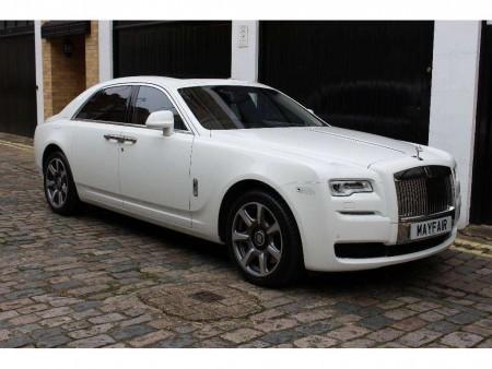 Rolls-Royce Ghost 6.6 4dr