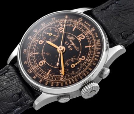 """Breguet """"The steel black 4169"""""""