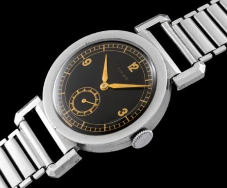 "Rolex ""The steel Black ref. 2734"""